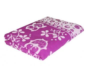 Сирень Байковое жаккард 215х150 100% х/б арт. 5772ВЖК Ермолино одеяло