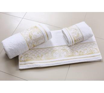 "Полотенце махровое ""KARNA"" для крещения SAINT (50x90) см 1/1"