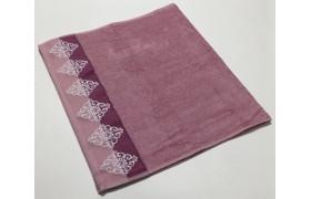 Черника Penelopa 50х90 бамбук махра полотенце (1шт) Фиеста