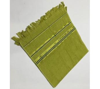 Салатовый Econik 50х90 бамбук махра полотенце (1шт) Фиеста