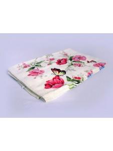 Полотенце махровое хлопковое Япония (розовый) 65x145 Махра