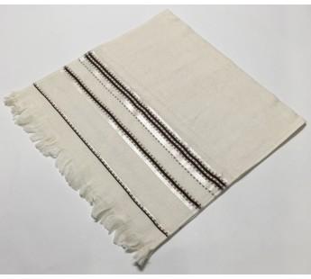 Шампань Econik 70х130 бамбук махра полотенце (1шт) Фиеста