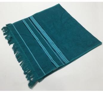 Морская волна Econik 70х130 бамбук махра полотенце (1шт) Фиеста