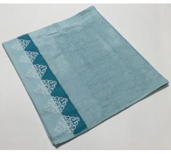 Ментол Penelopa 50х90 бамбук махра полотенце (1шт) Фиеста
