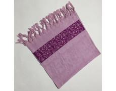 Черника Classik 70х130 бамбук махра полотенце (1шт) Фиеста