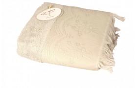 Sense Gri (серый) Полотенце банное 50x90 IRYA Махра
