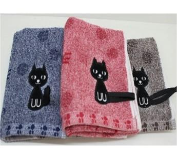 2020 Черная кошка 25х50 ( 20 ) полотенце 7-Я