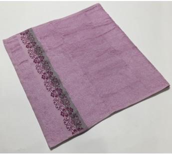 Черника Jardin 70х130 бамбук махра полотенце (1шт) Фиеста