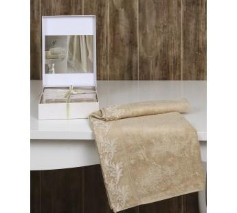 "Полотенце бамбук ""ALTINBASAK"" KLEOPATRA (50x90) см 1/1 Бежевый"