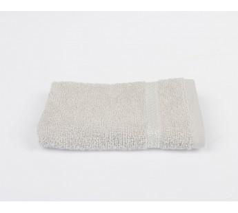 "Салфетка махровая ""KARNA"" PETEK 30x30 см Серый"