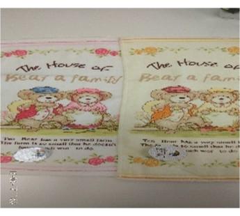 2130 Детская Bear Family 25х50 (20) полотенце 7-Я