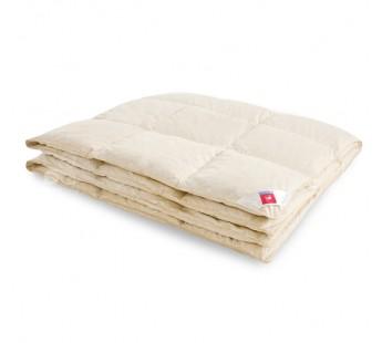 """Одеяло пуховое кассетное """"Камелия"""" 110х140 теплое Легкие Сны"""