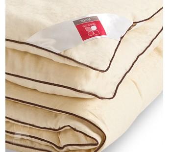 """Одеяло """"Милана"""" 172х205 пух горной козы теплое Легкие Сны"""