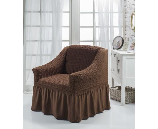 Чехол для кресла BULSAN Коричневый