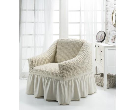 Чехол для кресла BULSAN Кремовый