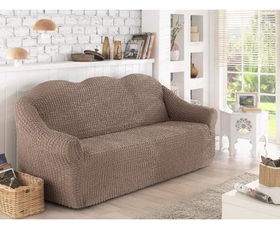 Чехол для дивана KARNA двухместный , без юбки