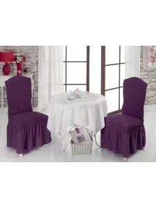 Чехлы на стулья 1/2 Фиолетовый