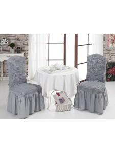 Чехлы на стулья 1/2 Серый