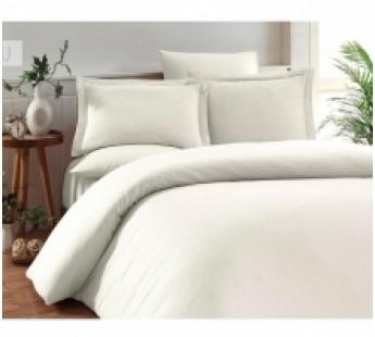 Комплект постельного белья из бамбука евро XAMISS-1