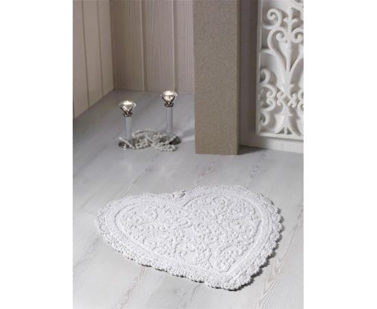 Коврик для ванной MODALIN кружевной SISLEY 60x65 см 1/1