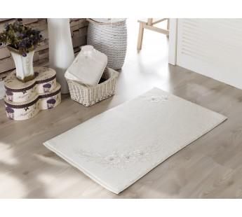"""Коврик махровое для ванной """"IRYA"""" французский кружевной ROMANTIC 60x90 см 1/1"""