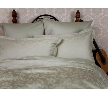 Комплект постельного белья Olive Palette Grass Евро