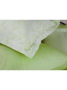 Комплект постельного белья Lime Palette Grass Семейный