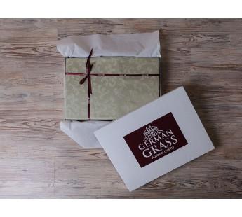Комплект постельного белья Olive Palette Grass Семейный