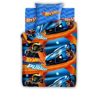 "Крутой трек ""Hot Wheels"" КПБ 1,5 бязь рис. 314918"