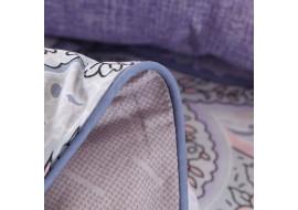 Постельное белье сатин люкс семейный AMMELY V3