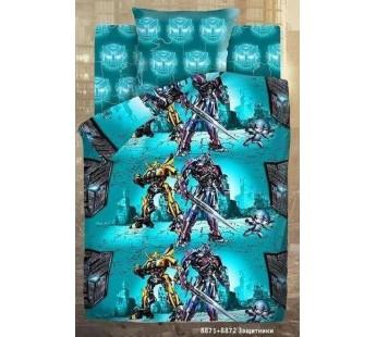 """Защитники """"Transformers"""" КПБ 1,5 бязь 420008"""