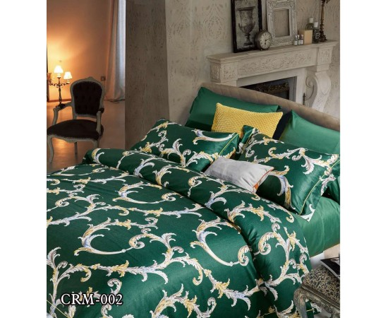 GOR-02 Комплект постельного белья евро мако сатин люкс Retrouyt