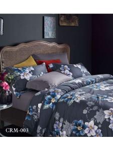 GOR-03 Комплект постельного белья евро макосатин люкс Retrouyt