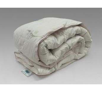 """Одеяло кассетное пуховое """"Царственный Ирис"""" 200х220 Natures (Натурес)"""