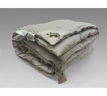 """Одеяло Одеяло с наполнителем бамбуковое волокно стеганое Антистресс """"Кедровая сила"""" 200х220 Natures (Натурес)"""