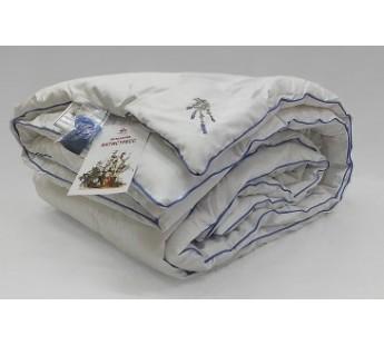 "Одеяло Одеяло с наполнителем бамбуковое волокно  стеганое ""Лаванда Антистресс"" 150х200 Natures (Натурес)"