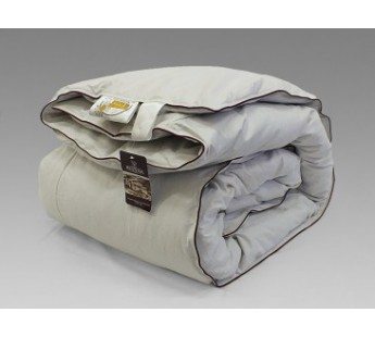 Одеяло пуховое кассетное «Ружичка» 200х220 Natures (Натурес)