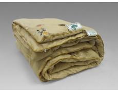 """Одеяло Одеяло с наполнителем бамбуковое волокно стеганое Антистресс """"Цветочное разнотравье"""" 200х220 Natures (Натурес)"""