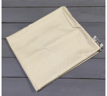 Н-С-70-КРЕМ кремовая наволочка ткань сатин 2шт.-68х68