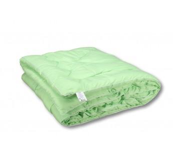 """ОМБ-20 Одеяло Одеяло с наполнителем бамбуковое волокно """"Микрофибра-Бамбук"""" 172х205 классическое-всесезонное"""