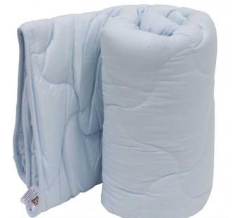 Одеяло для новорожденных ТАС/силиконизированное волокно/LIGHT голубой