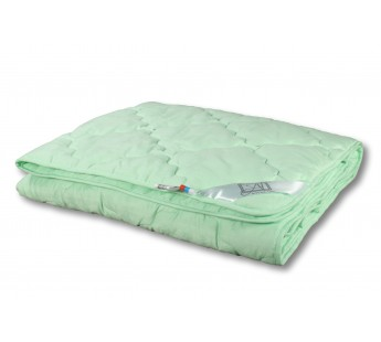 """ОСБЛ-О-20 Одеяло с наполнителем бамбуковое волокно """"Бамбук-Люкс"""" 172х205 легкое"""