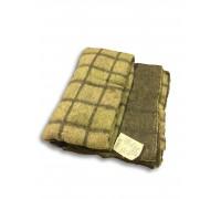 "Одеяло ""Эконом"" (оверлок), 140х205, 75% шерсть"