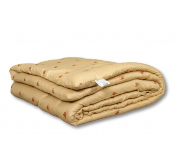 """ОКВ-20 Одеяло из верблюжьей шерсти """"Camel"""" 172х205 классическое-всесезонное"""