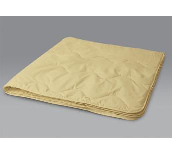 "Одеяло шерстяное ""Верблюжья шерсть"" 200х220"