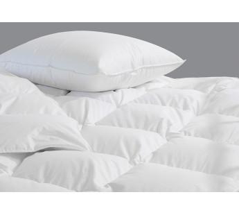 "Одеяло пуховое теплое ""Чистый пух"" 150х200"