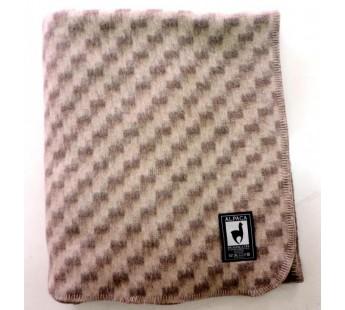 Одеяло INCALPACA (55% шерсть альпака, 45% шерсть мериноса) OA-5 175x205 INCALPACA TPX