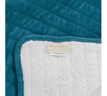 Либерти (синий) Плед 220х240