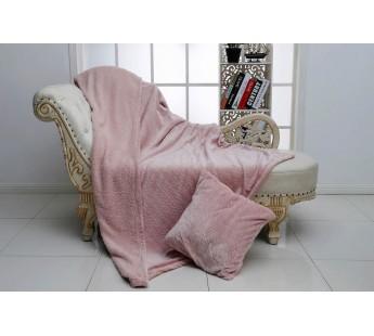 Фабиян (розовый) Плед 160х220 Sofi De Mark O