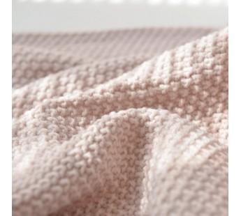 Эрмес (розовый) Плед 220х240